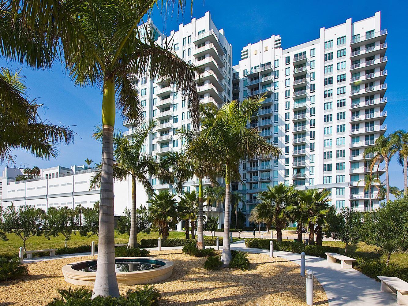 300 S Australian Avenue #604, West Palm Beach, FL 33401 - MLS#: RX-10714558