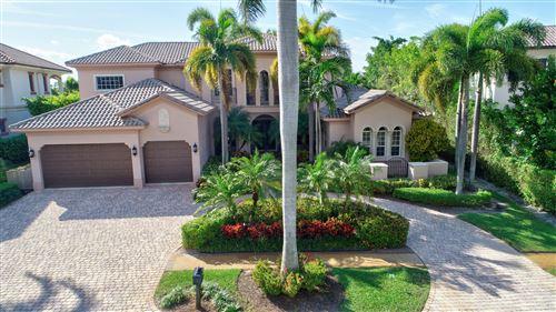 Photo of 7681 Fenwick Place, Boca Raton, FL 33496 (MLS # RX-10607559)