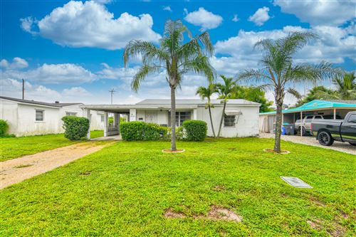 Photo of 306 Elizabeth Road, Lake Worth, FL 33461 (MLS # RX-10747559)