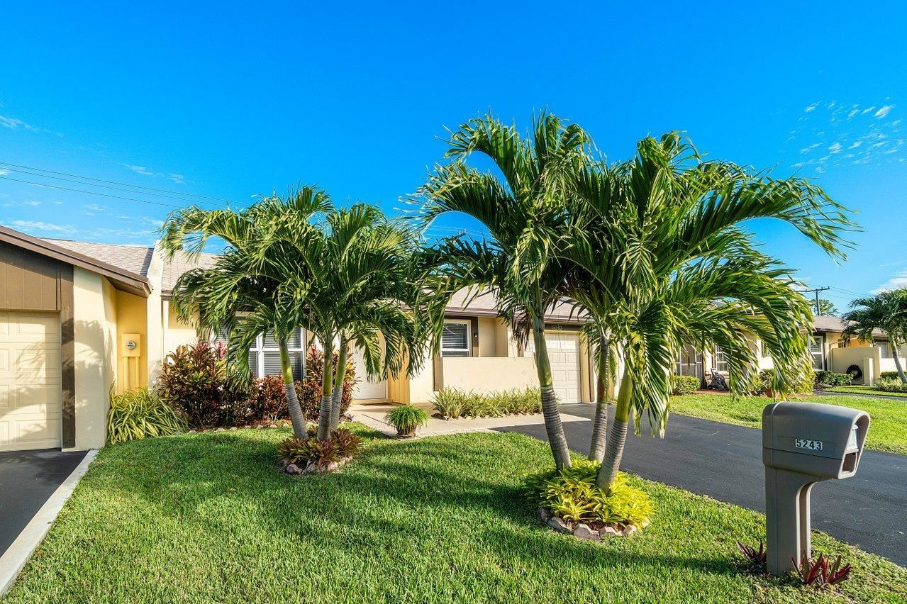 5243 Copperleaf Circle, Delray Beach, FL 33484 - #: RX-10680559