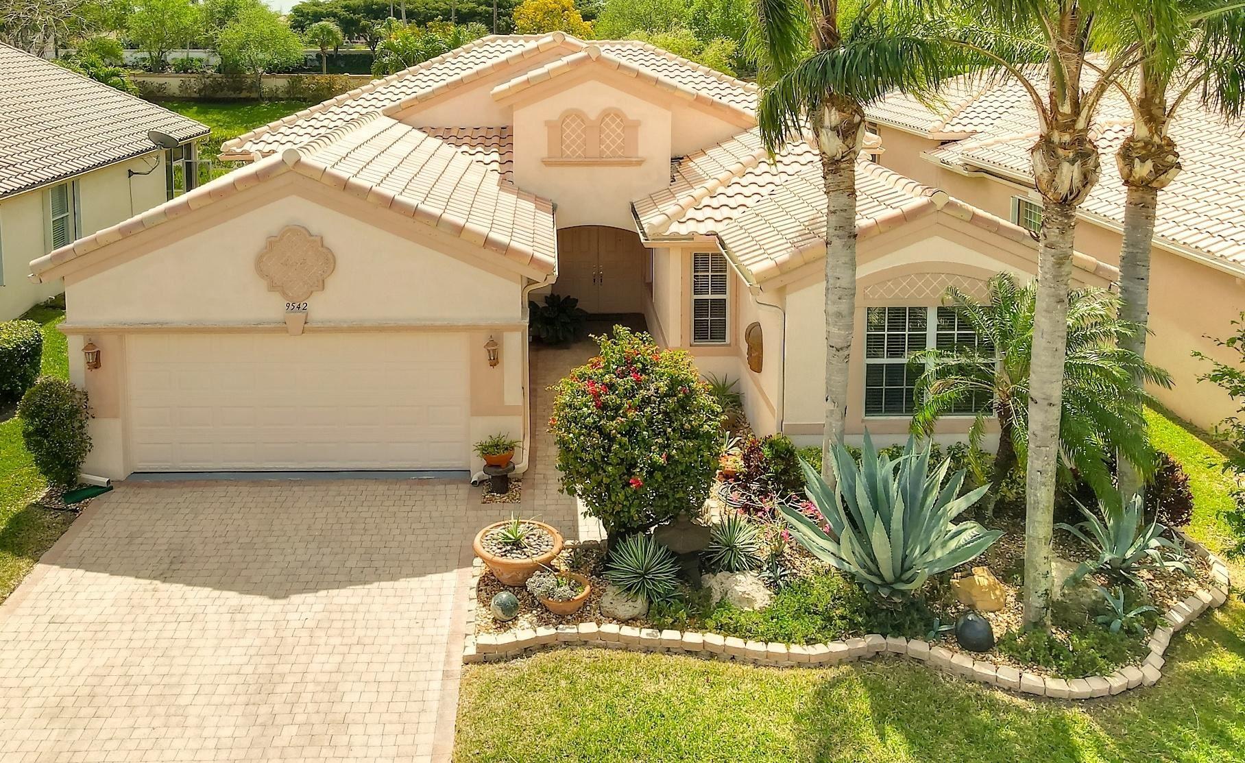 9542 Vercelli Street, Lake Worth, FL 33467 - #: RX-10699559