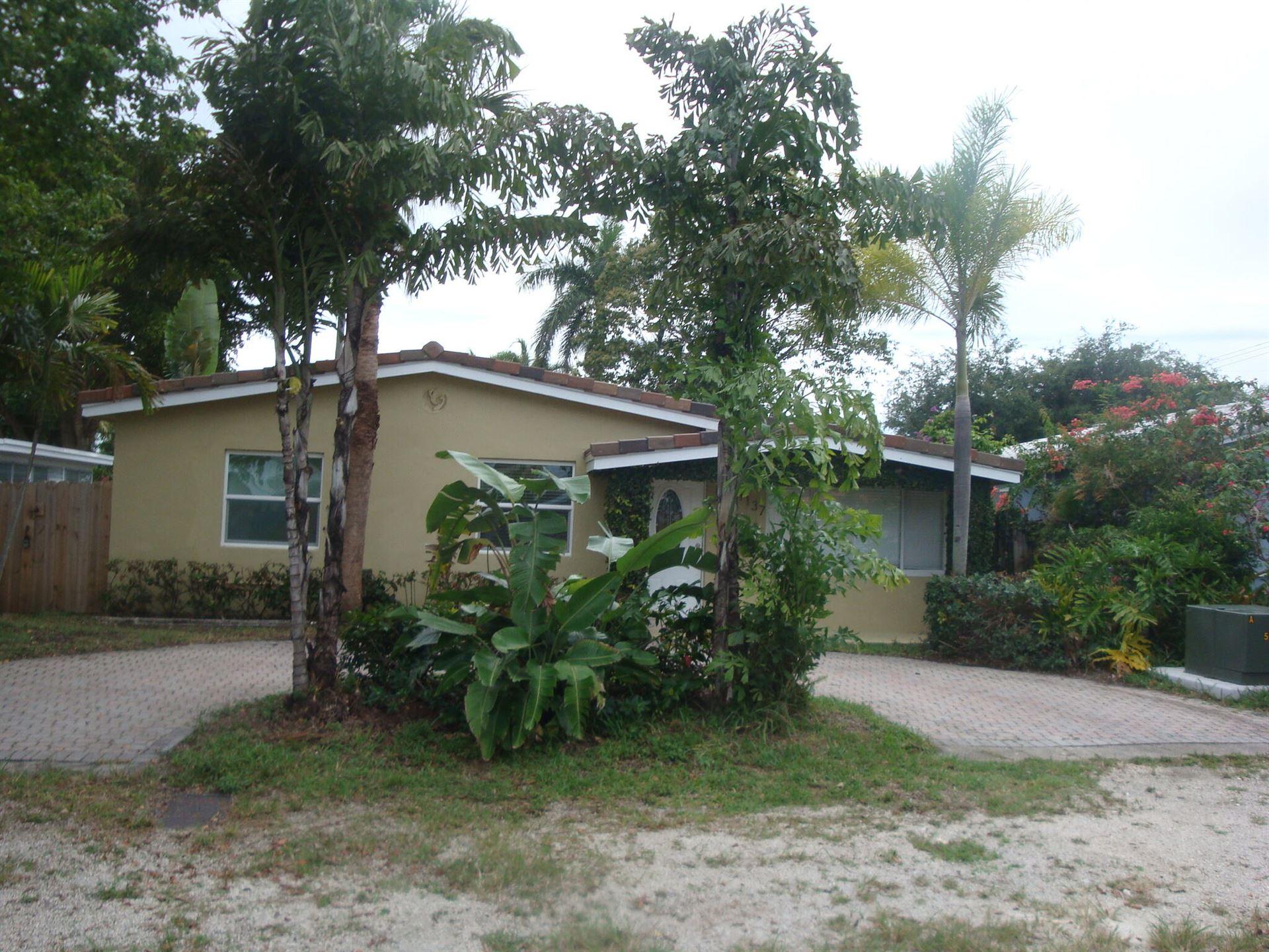 Photo of 1137 NE 17th Terrace, Fort Lauderdale, FL 33304 (MLS # RX-10726559)
