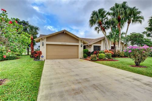 Photo of 5534 Forest Oaks Terrace, Delray Beach, FL 33484 (MLS # RX-10601560)