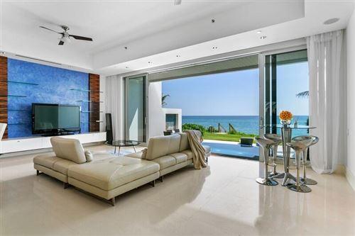 Photo of 4211 S Ocean Boulevard #2, Highland Beach, FL 33487 (MLS # RX-10744560)