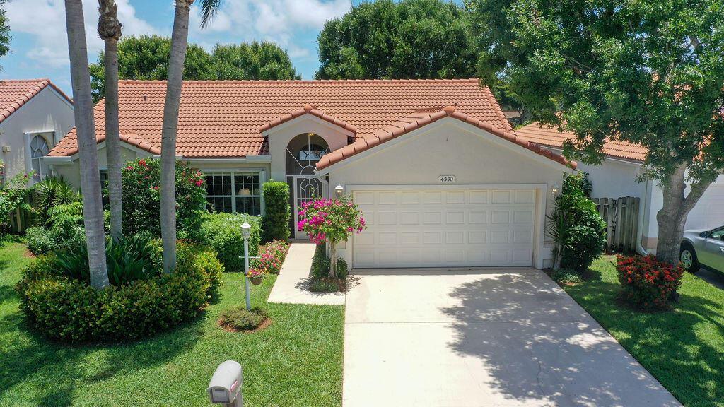 4330 Camrose Lane, West Palm Beach, FL 33417 - MLS#: RX-10722560