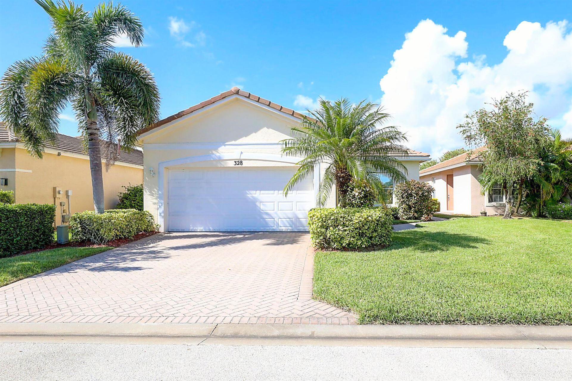 328 SW Tomoka Springs Drive, Port Saint Lucie, FL 34986 - #: RX-10753560