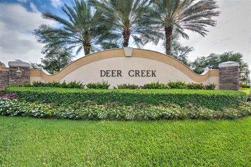 Photo of 2440 Deer Creek Country Club Boulevard #204-C, Deerfield Beach, FL 33442 (MLS # RX-10631561)