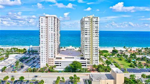 Photo of 111 Briny Avenue #310, Pompano Beach, FL 33062 (MLS # RX-10753561)