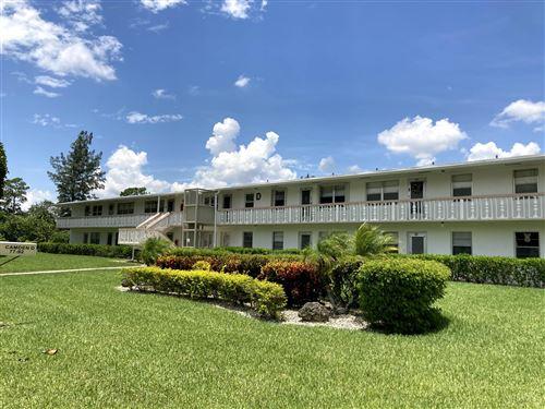 Photo of 78 Camden D, West Palm Beach, FL 33417 (MLS # RX-10638562)