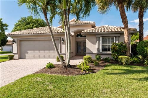 Photo of 7679 Caprio Drive, Boynton Beach, FL 33472 (MLS # RX-10656562)