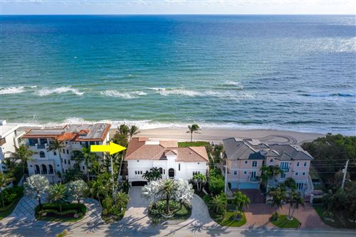 Photo of 3905 S Ocean Boulevard, Highland Beach, FL 33487 (MLS # RX-10666562)