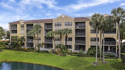 Photo of 600 Uno Lago Drive #202, Juno Beach, FL 33408 (MLS # RX-10673562)
