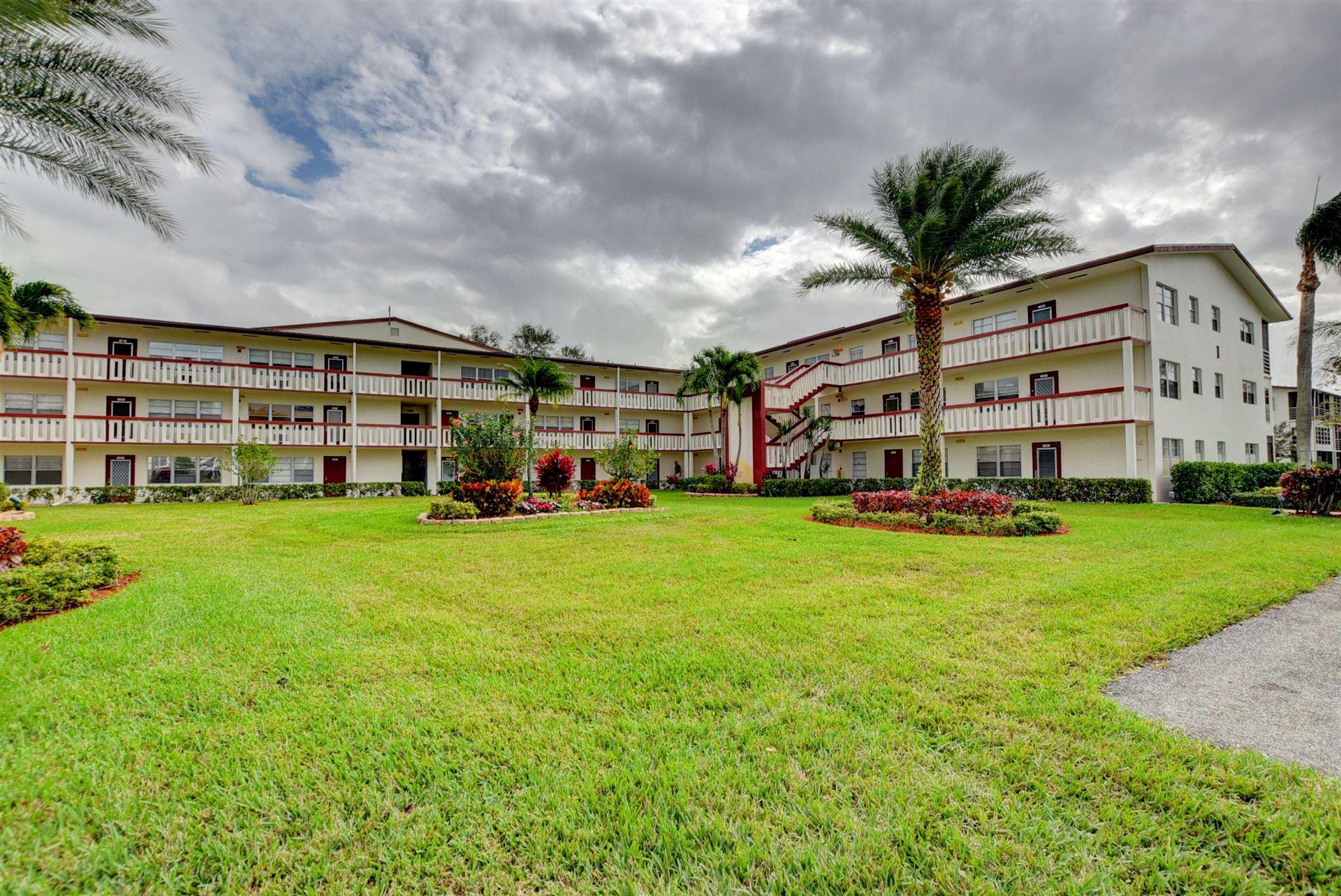 361 Fanshaw I, Boca Raton, FL 33434 - #: RX-10593562