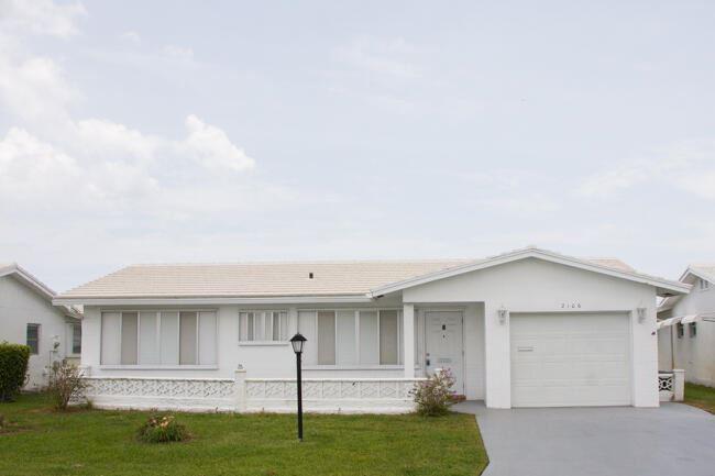 2106 SW 15th Street, Boynton Beach, FL 33426 - MLS#: RX-10725562