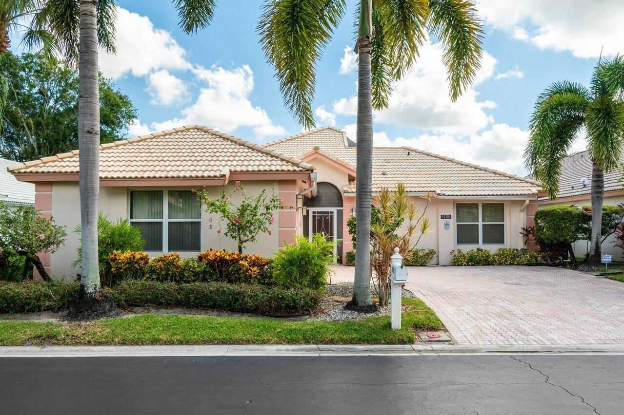 2708 Pointe Circle, Greenacres, FL 33413 - MLS#: RX-10741562