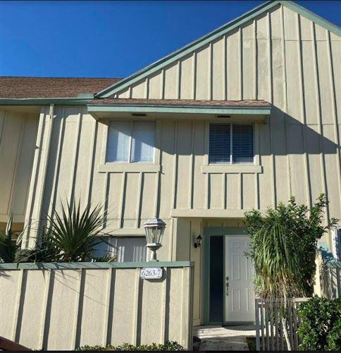 Photo of 6263 Riverwalk Lane #7, Jupiter, FL 33458 (MLS # RX-10686563)