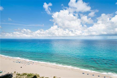 Photo of 3000 N Ocean Drive #36-E, Singer Island, FL 33404 (MLS # RX-10749563)