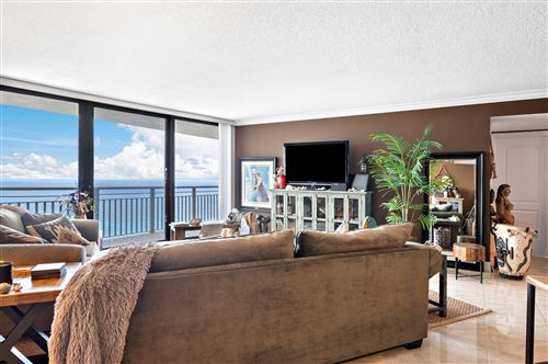 Tiny photo for 3000 N Ocean Drive #36-E, Singer Island, FL 33404 (MLS # RX-10749563)