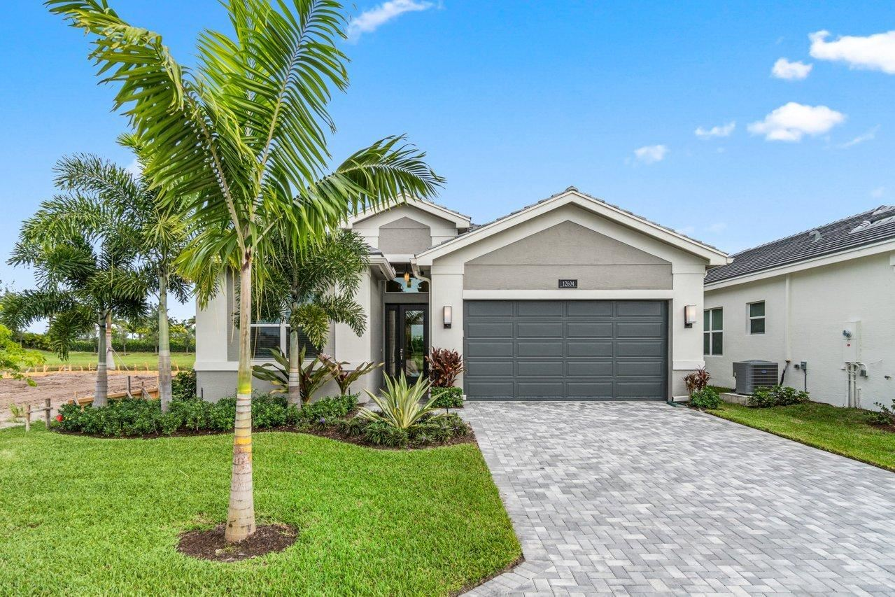 12604 Blue Seagrass Manor, Boynton Beach, FL 33473 - #: RX-10669563