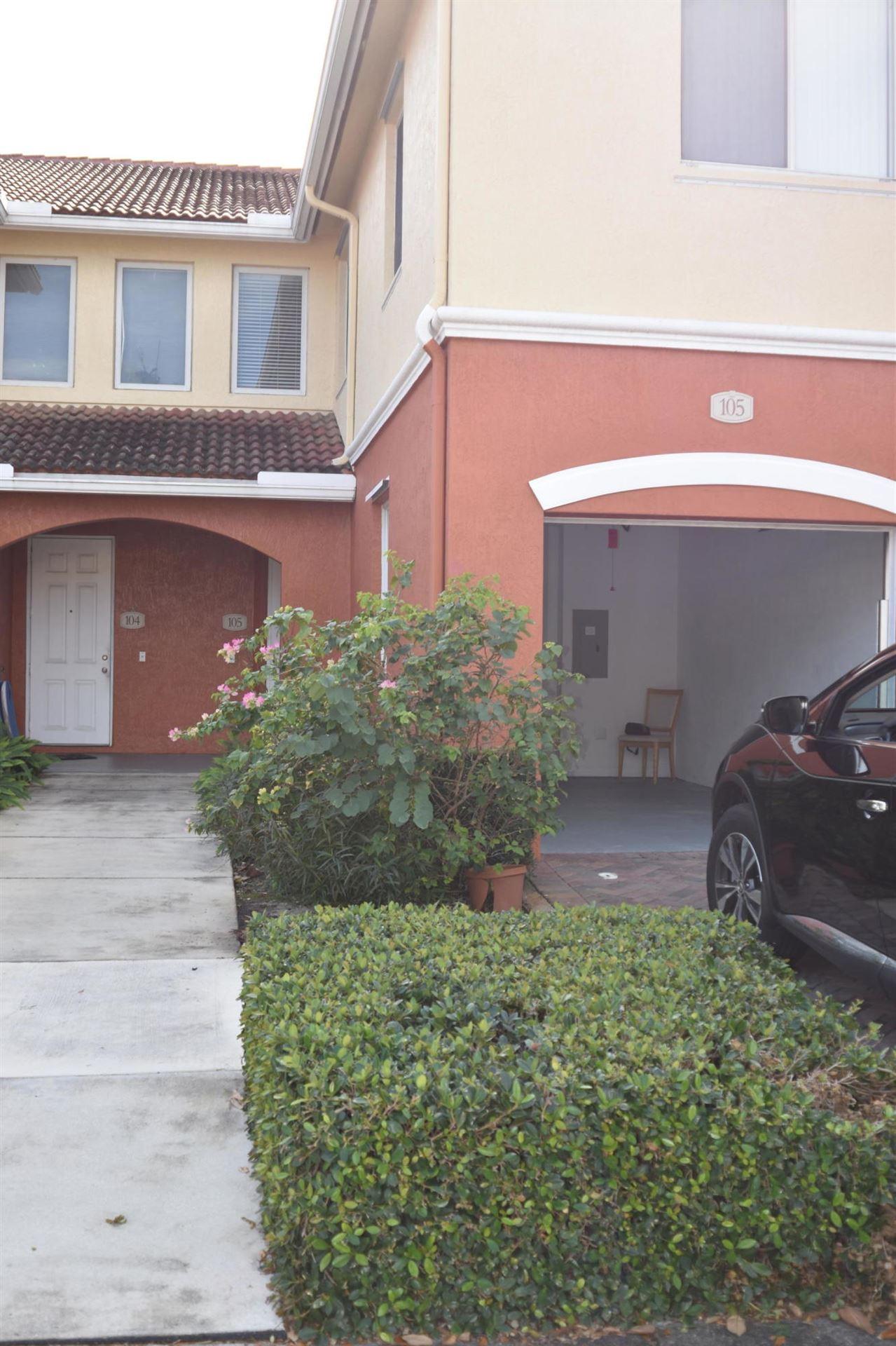 Photo of 47 SE Sedona Circle #105, Stuart, FL 34994 (MLS # RX-10685563)