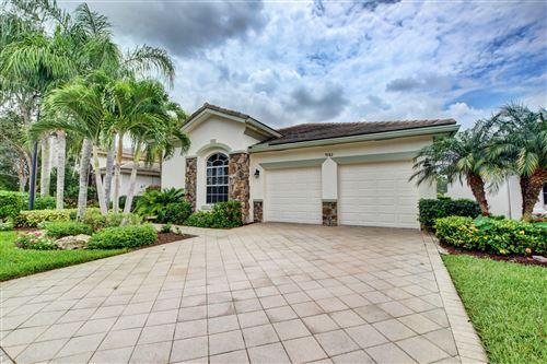 Photo of 9582 Osprey Isles Boulevard, Palm Beach Gardens, FL 33412 (MLS # RX-10629564)