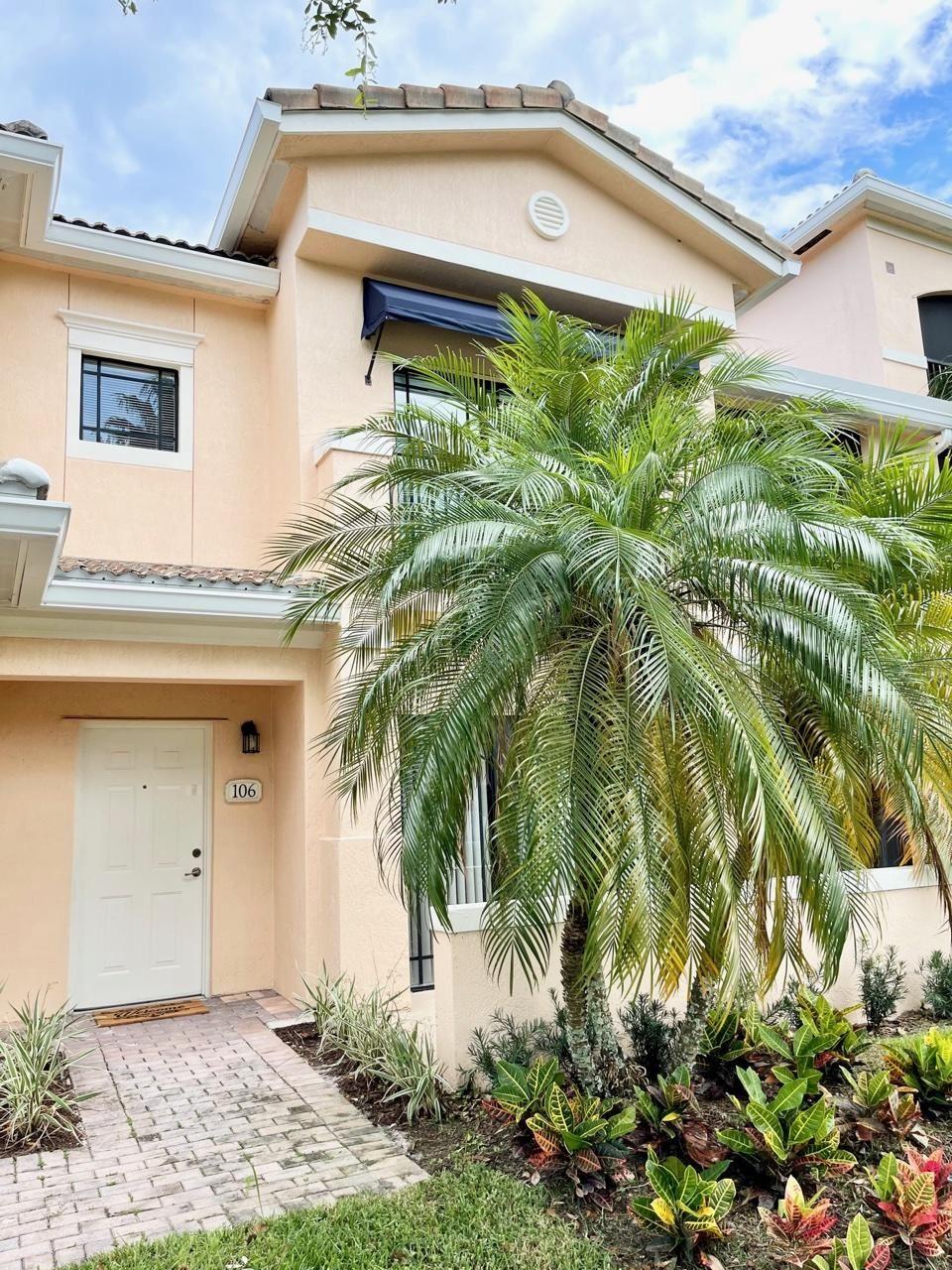 Photo of 2808 Amalie Drive #106, Palm Beach Gardens, FL 33410 (MLS # RX-10716564)