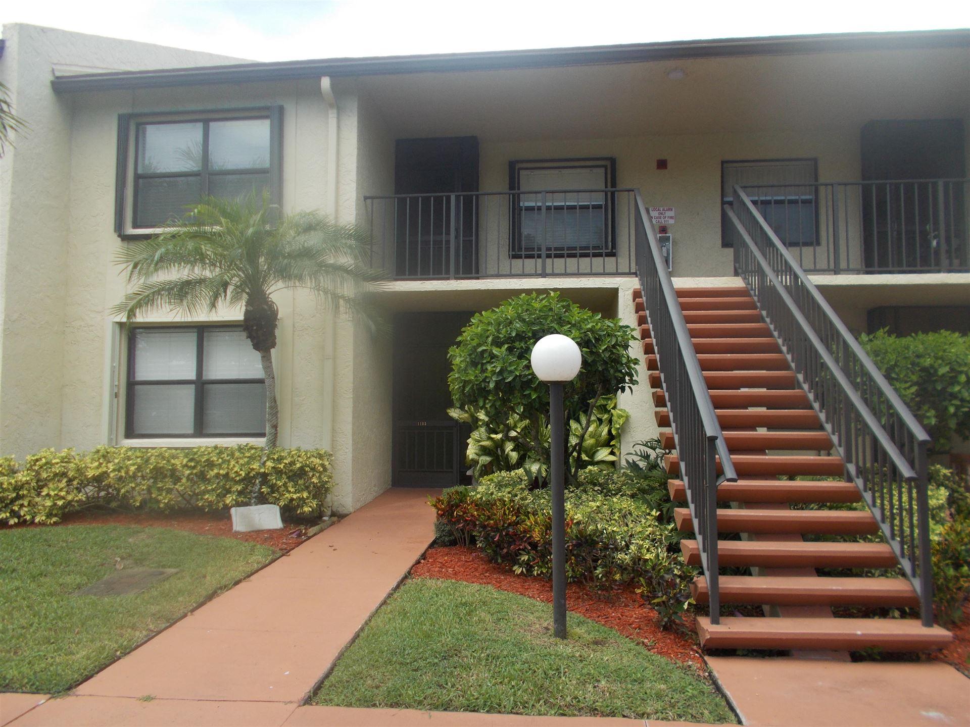 7903 Willow Spring Drive #1123, Lake Worth, FL 33467 - MLS#: RX-10734564