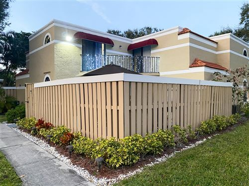 Photo of Listing MLS rx in 4310 Village Drive #D Delray Beach FL 33445