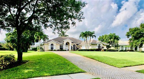 Photo of 1542 SW Jasmine Trace, Palm City, FL 34990 (MLS # RX-10656565)