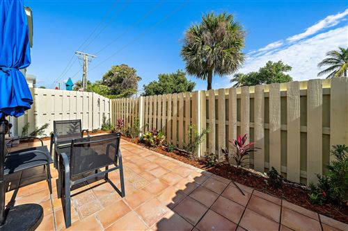 Tiny photo for 220 Bella Vista Court N #20, Jupiter, FL 33477 (MLS # RX-10670565)