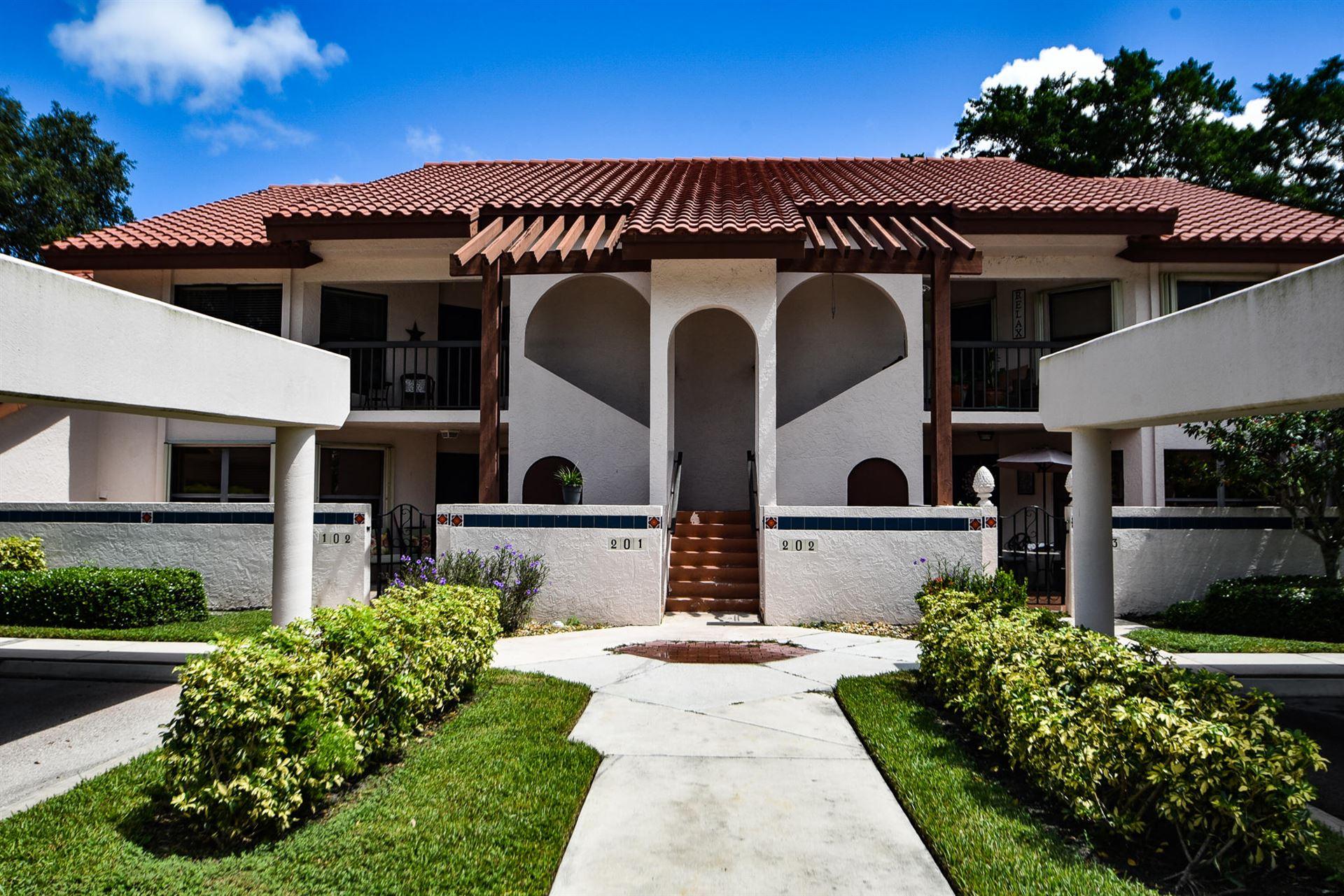 6131 SE Martinique Drive #201, Stuart, FL 34997 - #: RX-10654565
