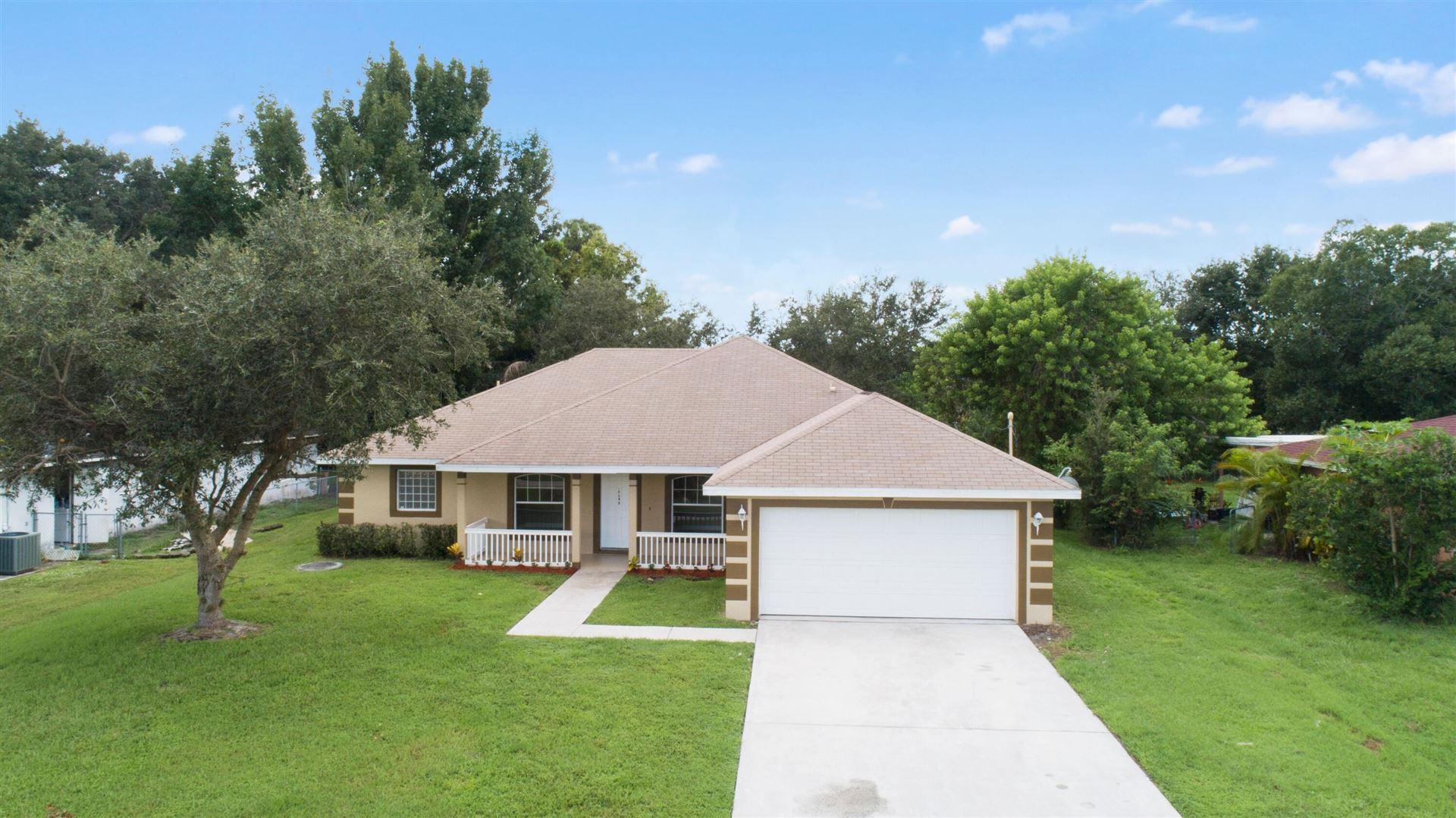 1192 SE Sabina Lane, Port Saint Lucie, FL 34983 - #: RX-10747565