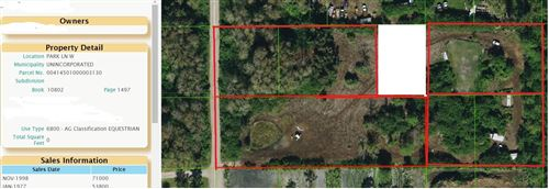 Photo of 0000 Park Lane W, Lake Worth, FL 33449 (MLS # RX-10623566)