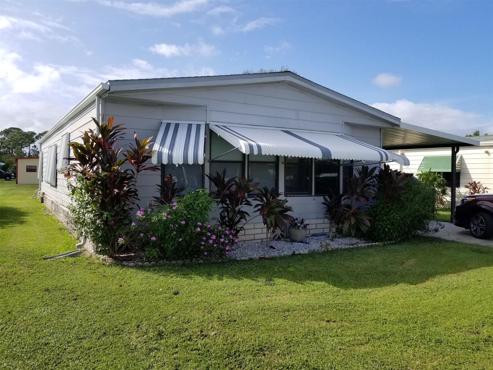 531 Barb Ann Lane, Port Saint Lucie, FL 34952 - #: RX-10561566
