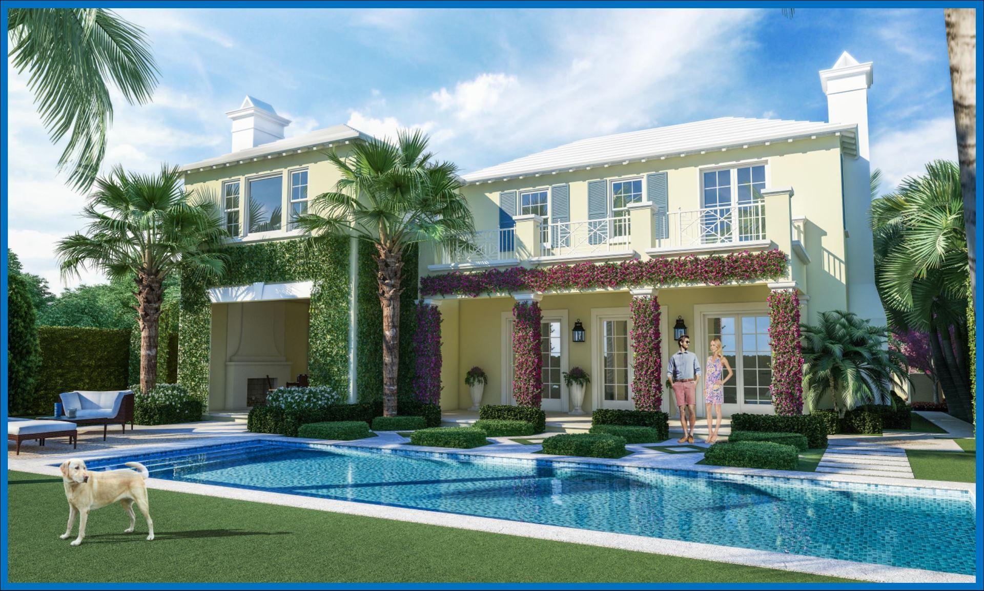 1280 N Lake Way, Palm Beach, FL 33480 - #: RX-10590566