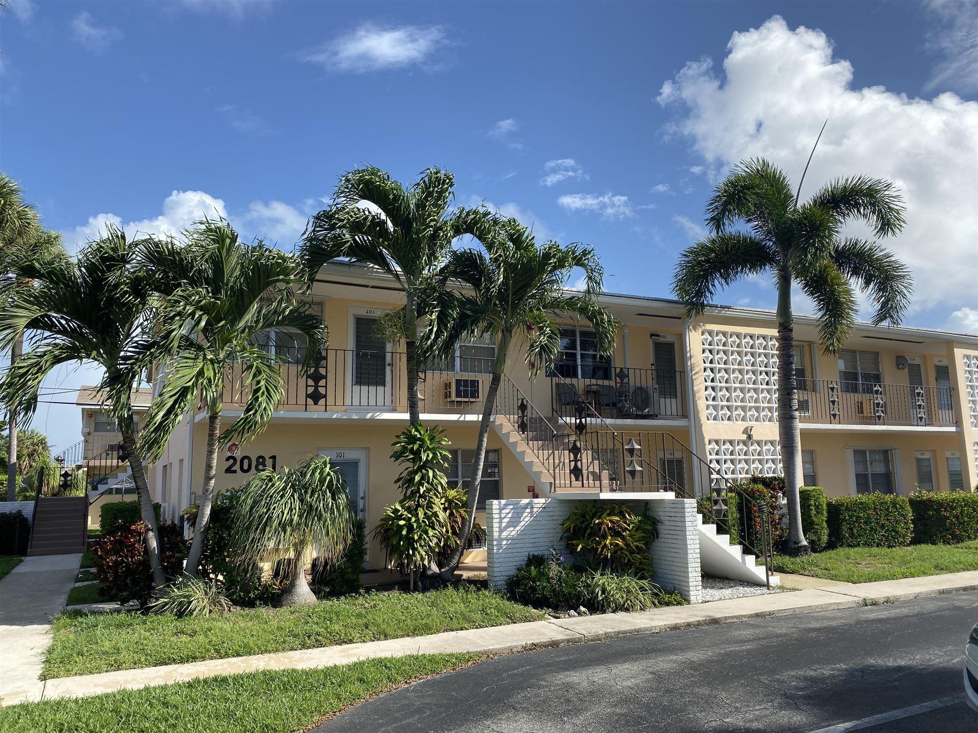 2081 NE 56th Street #207, Fort Lauderdale, FL 33308 - #: RX-10670566