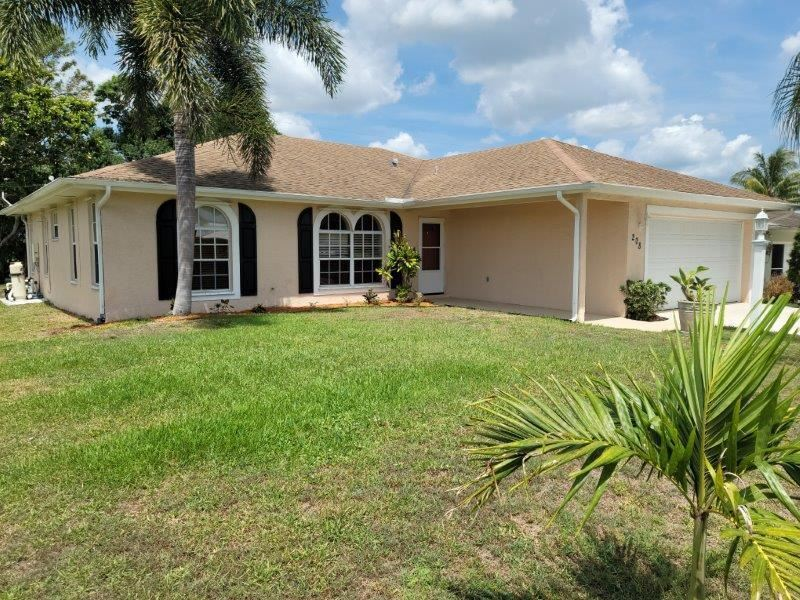 208 W Arbor Avenue, Port Saint Lucie, FL 34952 - MLS#: RX-10713566
