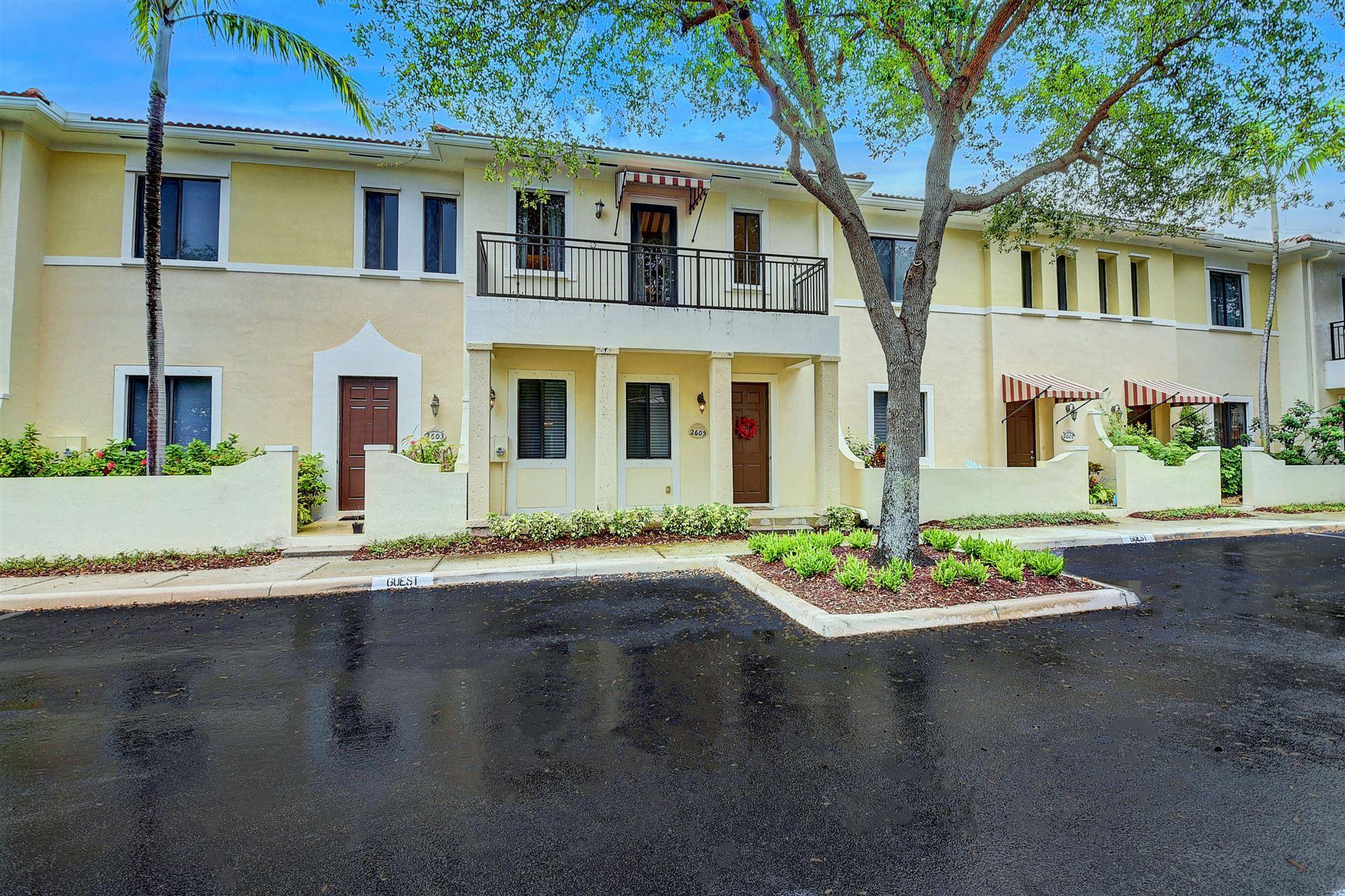 2605 Venetian Drive, Boynton Beach, FL 33426 - MLS#: RX-10732566