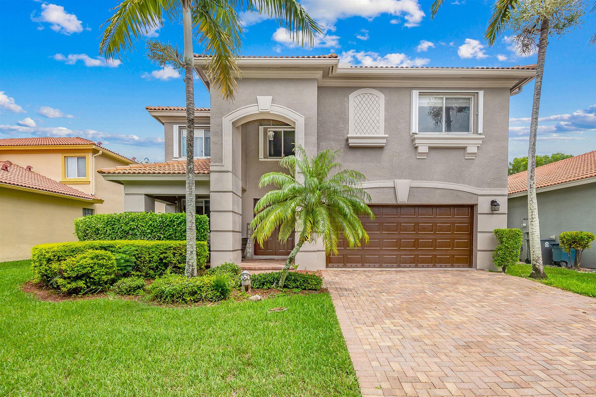 771 Gazetta Way, West Palm Beach, FL 33413 - MLS#: RX-10736566