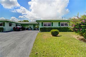 Photo of 608 Hummingbird Lane, Delray Beach, FL 33445 (MLS # RX-10565567)