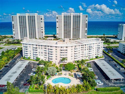 Photo of 2851 S Ocean Boulevard #5l, Boca Raton, FL 33432 (MLS # RX-10685567)