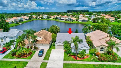 Photo of 9581 Tavernier Drive, Boca Raton, FL 33496 (MLS # RX-10727567)