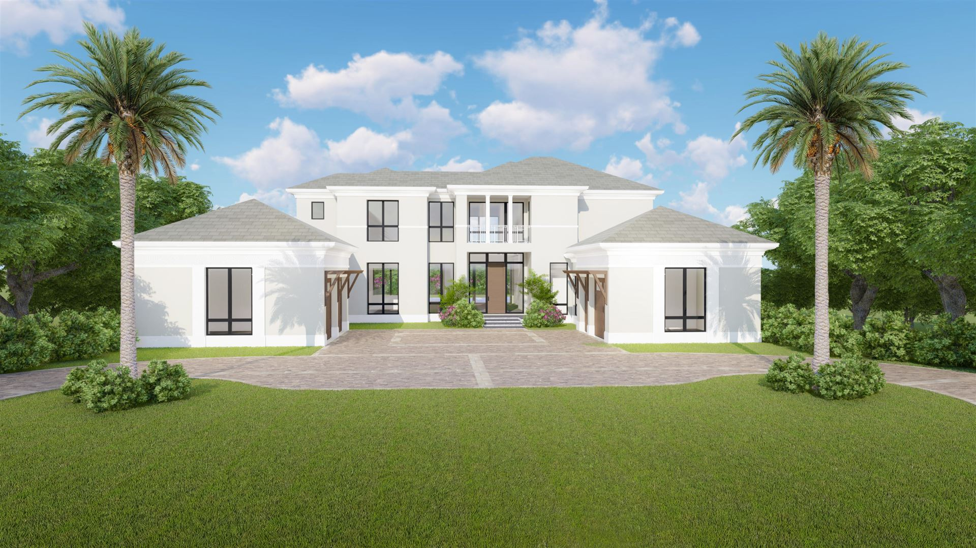 Photo of 3220 Monet Drive W, Palm Beach Gardens, FL 33410 (MLS # RX-10623567)