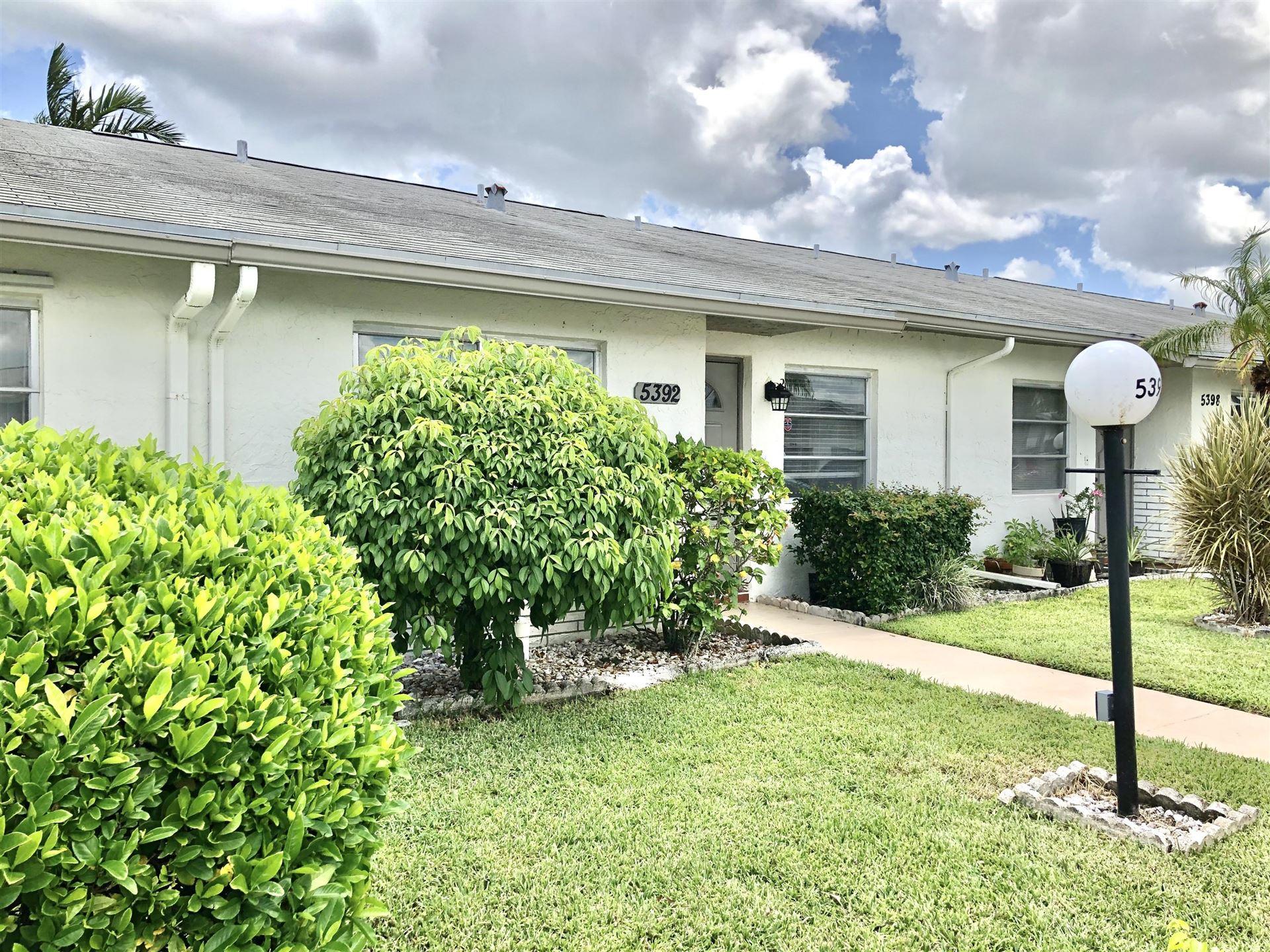 5392 Glenda Street, West Palm Beach, FL 33417 - #: RX-10633567