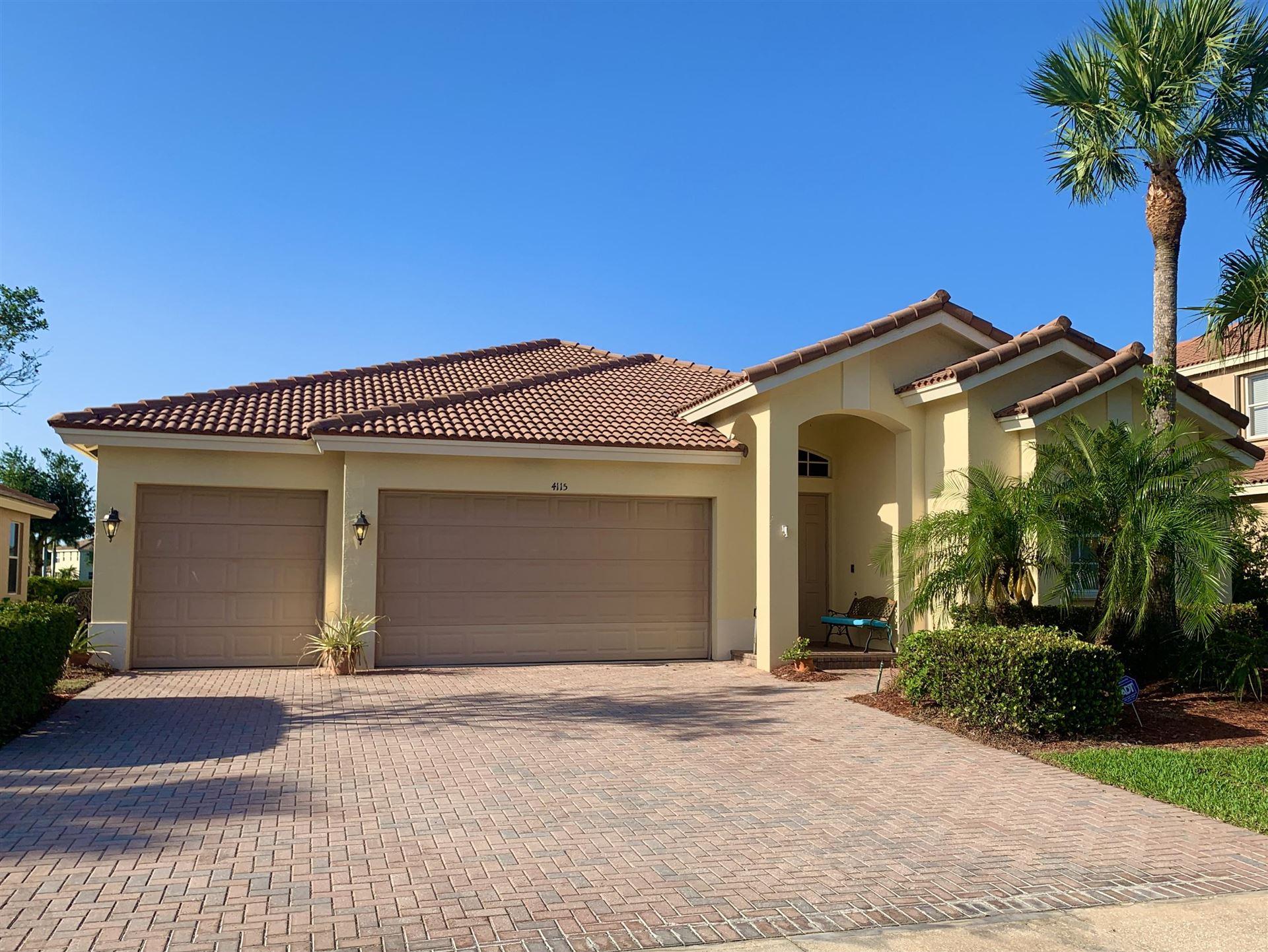 4115 Worlington Terrace, Fort Pierce, FL 34947 - MLS#: RX-10710567