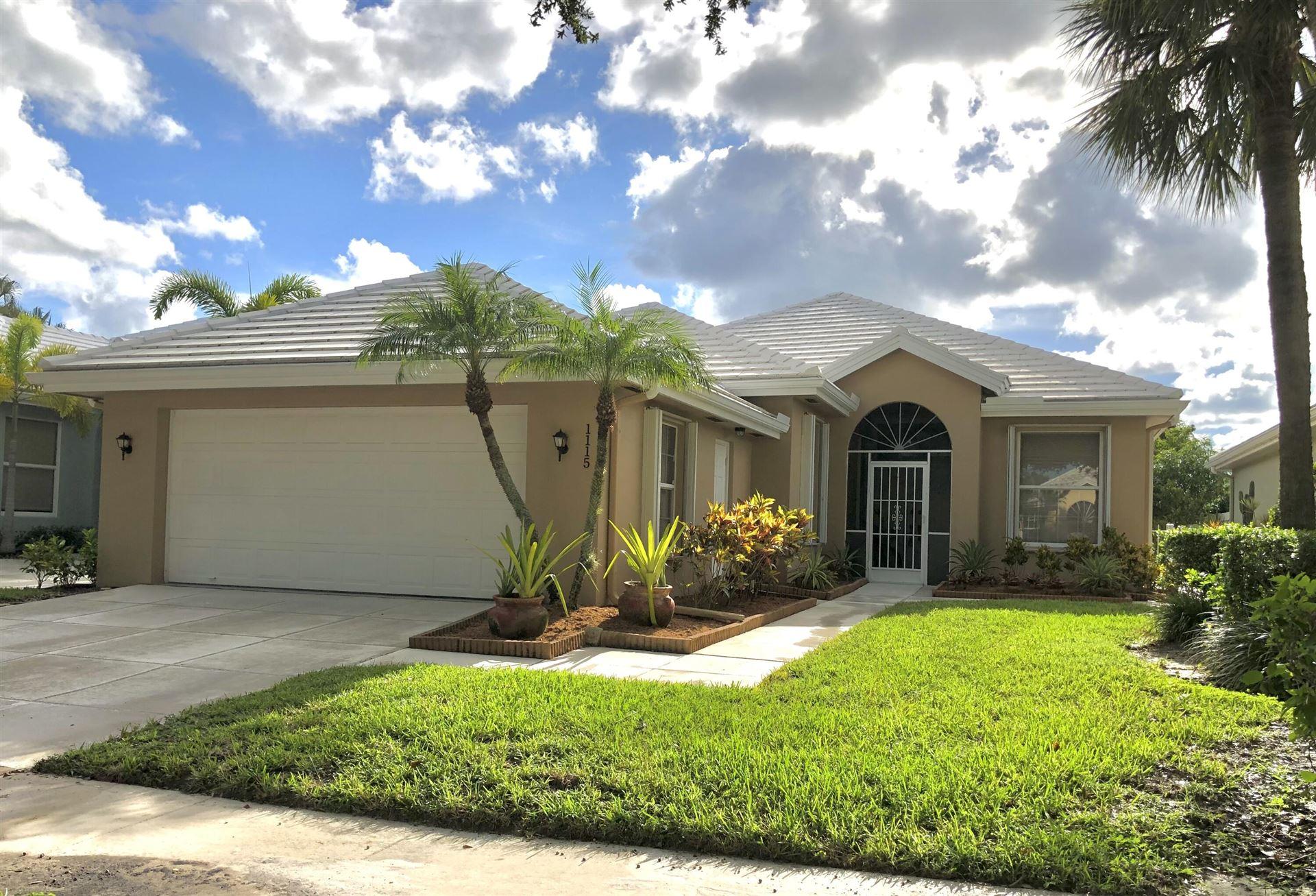 1115 Gator Trail, West Palm Beach, FL 33409 - MLS#: RX-10738567