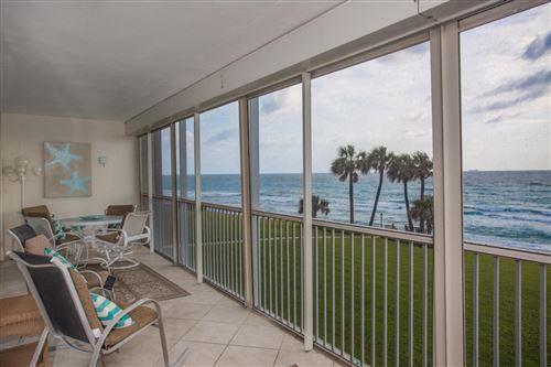 Photo of 250 S Beach Road #207, Tequesta, FL 33469 (MLS # RX-10592568)