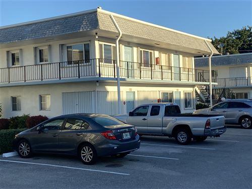 Photo of 3080 Lake Osborne Drive #205, Lake Worth, FL 33461 (MLS # RX-10685568)