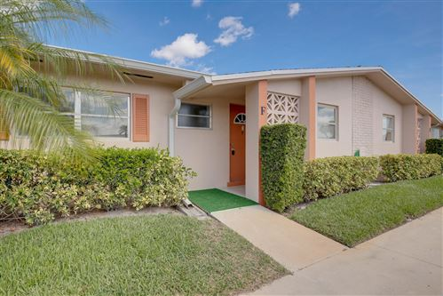 Photo of 2655 Dudley Drive E #F, West Palm Beach, FL 33415 (MLS # RX-10753568)