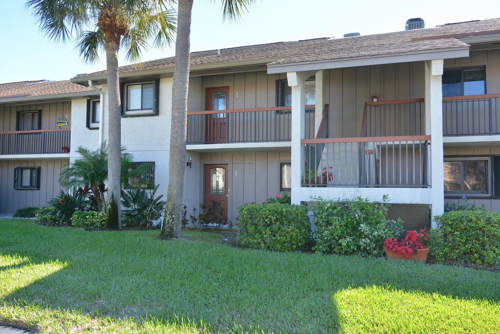 1600 NE Dixie Highway #5-203, Jensen Beach, FL 34957 - #: RX-10602568